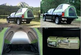 A Traditional Camper Truck Camping Setups Tent Campers Roof Top ...
