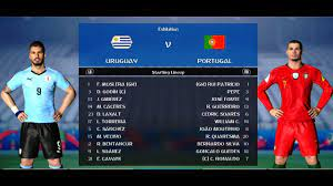 Uruguay vs Portugal   RO16   2018 FIFA World Cup Russia Gameplay - YouTube