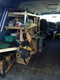 cargo trailer shelving diy safety how safe is this