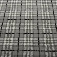 gleneagles aviemore grey plaid 6024 carpet