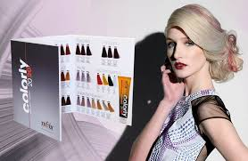 Colorly 2020 Colour Chart Colorly 2020 Italy Hair And Beauty Ltd