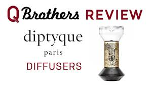 Q Brothers Review <b>Diptyque Diffusers</b> - YouTube