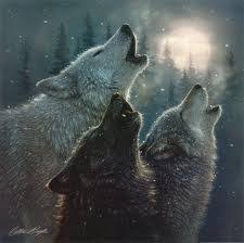 real wolves howling at the moon. Wolves Images Howling At The Moon Wallpaper And Background Photos Inside Real