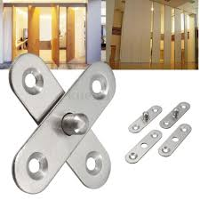 pivot hinge door. new 56mm length hardware stainless steel 360° degree rotating door pivot hinges hinge