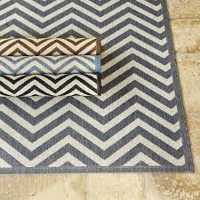 black and white chevron outdoor rug
