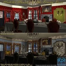 modular dining room. Modular Mansion 6: The Dining Room