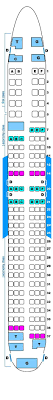 Egyptair Seating Chart Seat Map Boeing 737 800 20 132 Continental Airlines Find