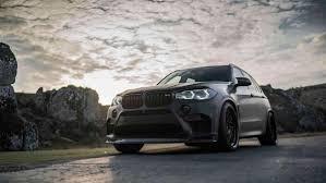 BMW Convertible bmw x5 m edition : All-black BMW X5 M wearing Z-Performance wheels breaths badassery