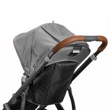 uppababy vista 2017 leather handlebar covers