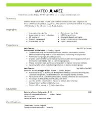 First Time Teacher Resume Resume First Year Elementary Teacher Resume 8