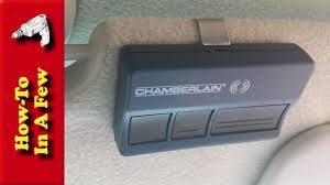 garage door opener remotesHow To Replace Your Garage Opener Remote Battery  YouTube