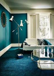 Peacock Colors Bedroom New Colours This Season Real Homes