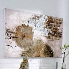 Designbilder Antiquitäten Kunst Wandbild Abstrakt Flieder