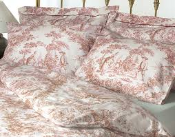 toile duvet covers traditional design bedroom with de jouy vintage stars stripes single