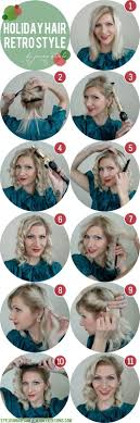 Retro Hair Style 42 best stylish vintage hairstyles images 7472 by wearticles.com