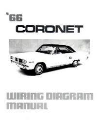 dodge coronet wiring diagrams 1966 dodge coronet wiring diagrams
