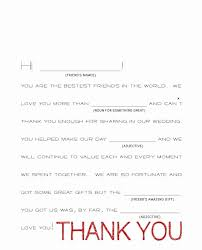 Wedding Thank You Notes Templates Wedding Thank You Note Template Fresh Best 25 Thank You Card