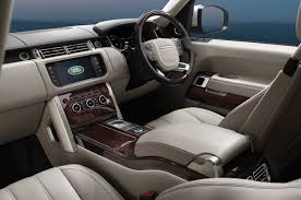land rover interior 2015. range rover interior features land 2015