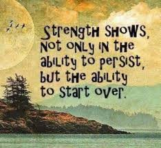 Starting Over Isn't Easy | Jessica Bowser Nelson Fitness