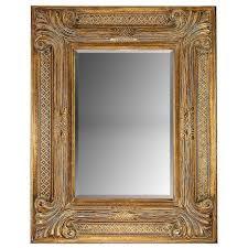 wood mirror frame. 9\ Wood Mirror Frame E