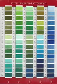 Thread Colors Beggin 4 Fun