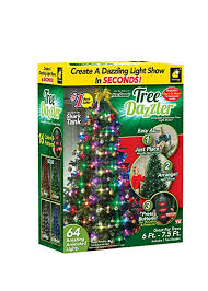 Star Shower Tree Dazzler LED Light Show by BulbHead (16 Light ...
