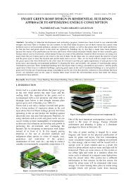 Energy Efficient Roof Design Pdf Smart Green Roof Design In Residential Buildings