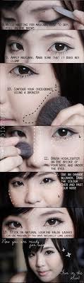 korean makeup tutorial 2
