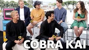 Cobra Kai Serves Up