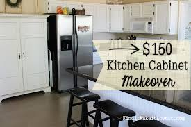 White Kitchen Cabinet Makeover 150 Kitchen Cabinet Makeover Find It Make It Love It