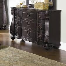 Pulaski Edwardian Bedroom Furniture Lane 6 Drawer Dresser Drawers And Dressers