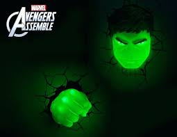 does not apply superhero wall lights uk