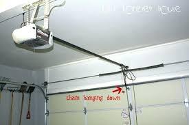 how long to install garage door opener sears install garage door opener garage door repair openers