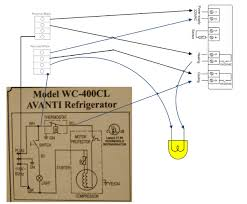 schematic wiring diagram of a refrigerator the wiring diagram schematic wiring diagram of a refrigerator electrical wiring schematic