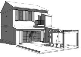 Bon Dessin De Maison En 3d Maison Moderne