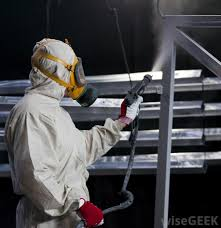 latex paint is thin enough to be sprayed in an airless sprayer
