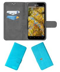 Celkon A900 Flip Cover by ACM - Blue ...