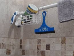use extra shower curtain rods to increase bathroom storage more macgyverisms wonderhowto