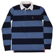 polo ralph lauren sport womens quilted rugby shirt sweatshirt blue navy medium