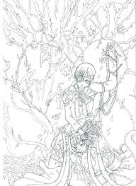 black butler coloring pages black butler coloring sheets pages with wallpaper picture wallpapers black butler ciel coloring pages