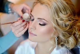 beauty and make up for wedding