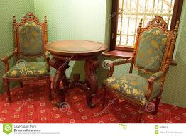 Old fashioned Chairs Stock Image