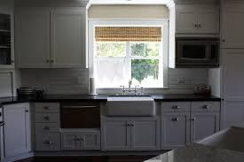 Farmhouse Sink Cabinet Black Farm Sinks For Kitchens Terranegcom Black Apron Front