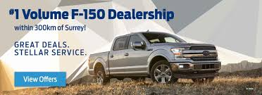 1 f 150 dealer within 300 km of surrey bc