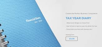 Fiscal Financial Tax Year Diary Range April To April 2017 2018