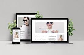 Website Mockup Template Best How To Customize A Website Mockup Template Design Shack