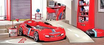 Race car bedroom furniture Themed Bedroom Racecar Bed Toddler Bed Rails Kids Bedroom Furniture Race Car Race Bedding Ideas Bedding Kids Childrens Race Car Bed Race Car Bedroom Furniture Twins Car Bed
