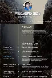 Modern Way To Present A Hardcopy Resume Should A Professional Resume Have A Declaration Quora