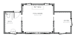 small pool house plans pool house plans with bathroom story small small house plans with indoor small pool