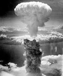 sixty years since the hiroshima and nagasaki bombings world the atomic bomb exploding over nagasaki